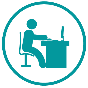 Icon Industriekauffrau